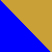 Синий с золотым