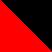 Красный с черным