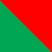 Зеленый с красным