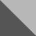 Серый с серебряным
