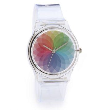 Часы - Радуга