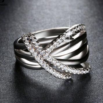 Кольцо - Кристальный узел
