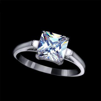 Кольцо - Квадратный кристалл