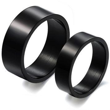 Парные кольца - Однотонные