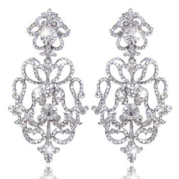 Серьги - Французская невеста