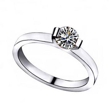 Женское кольцо - Алмазное