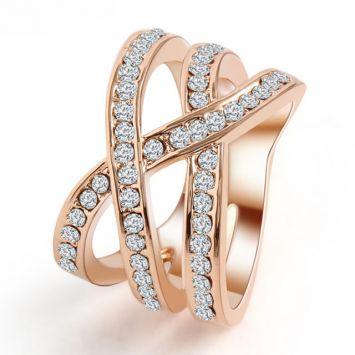 Женское кольцо - Переплетение