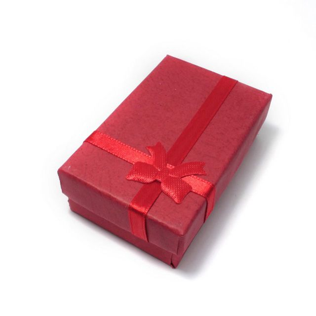 Подарочная прямоугольная коробочка 4