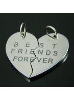 Кулоны для лучших друзей - Сердце
