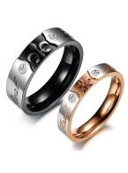 Парные кольца - Настоящая любовь