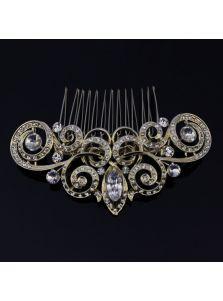 Гребень - Овальный кристалл