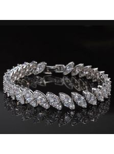 Браслет - Кристалл для невесты