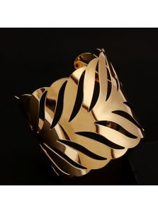 Браслет-манжета - Металлический лист