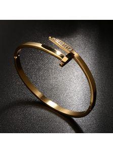Браслет от Cartier - Гвоздь с кристаллами