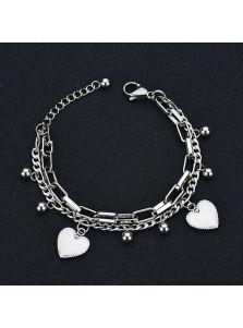 Браслет Tiffany - Двойная цепь