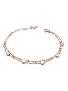 Браслет Tiffany - Двойная цепочка