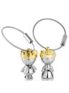Брелоки для двоих - Король и королева