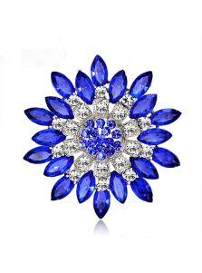 Брошь - Блестящий цветок