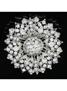 Брошь - Кристальный круг