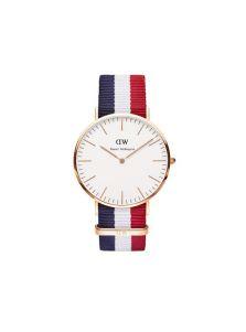 Часы - Daniel Wellington Cambridge (Розовое золото)