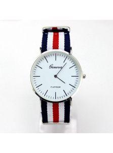 Часы Geneva - Тканевые