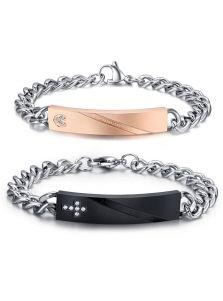 Двойные браслеты - Романтичные