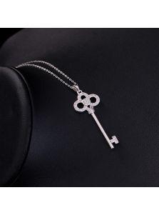 Ключик Tiffany - С кристаллами
