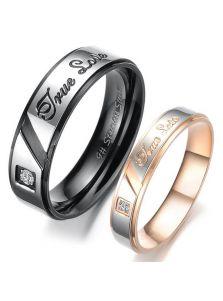 Кольца для двоих - Истинная любовь