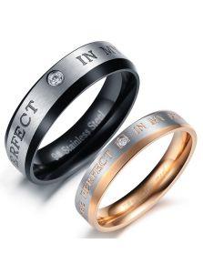 Кольца для пары - Искренность