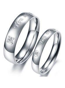 Кольца для пары - Признание в чувствах