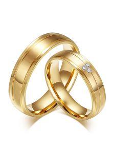 Кольца для пары - Строгие