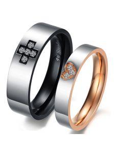 Кольца для пары - Взаимность