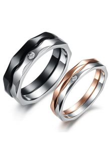 Кольца для влюбленных - Сдвоенные