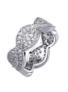 Кольцо - Ажурное