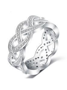 Кольцо - Каменный переплет