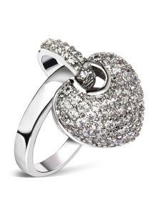 Кольцо - Кристальное сердце