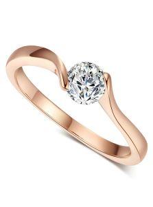 Кольцо - Романтичное