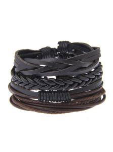 Комплект браслетов - Мексиканский змей
