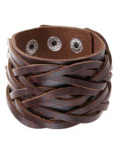 83b2a80b6d8e Мужские кожаные браслеты - купить браслеты из кожи для мужчин в ...