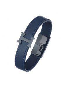 Кожаный браслет - Гидромен