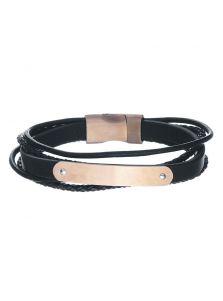 Кожаный браслет - Глосрайд