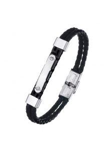 Кожаный браслет - Хоки