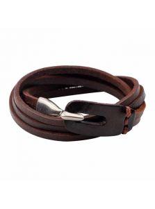 Кожаный браслет - Хопи