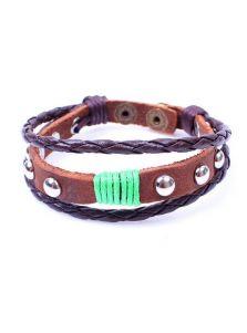 Кожаный браслет - Кобура
