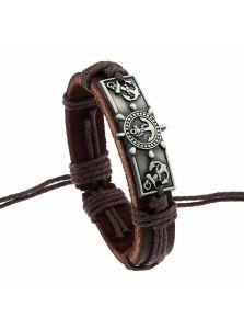 Кожаный браслет - Огайо