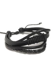 Кожаный браслет - Сарси