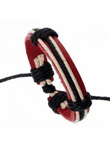 Кожаный браслет - Шауни
