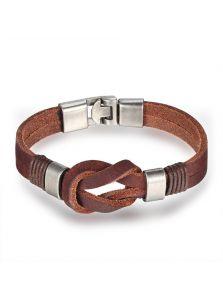 Кожаный браслет - Штурман