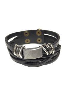 Кожаный браслет - Стренджер