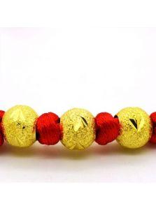 Красная нить - Золотистый шар